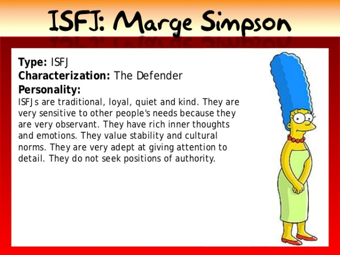 isfj-personality