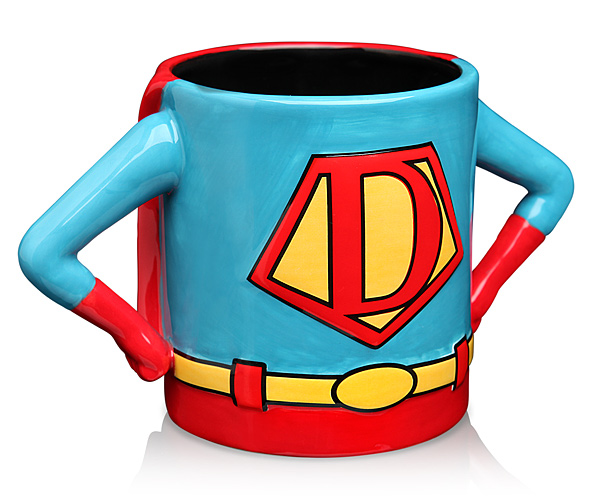 A Superhero Dad Mug - $19.99 | ThinkGeek.com